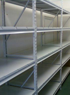 Стеллажи грузовые УЗТСО для складов купить недорого в Екатеринбурге