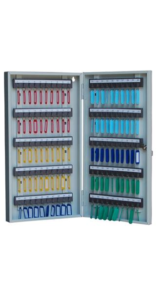 Шкаф для ключей КЛ-100 купить недорого в Екатеринбургес брелками