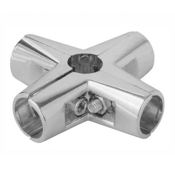 Соединение угловое для труб UNO-10 купить недорого