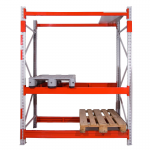 Тяжелые складские стеллажи купить недорого с доставкой